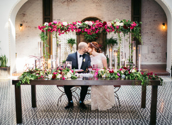 morrocan wedding style in Italy